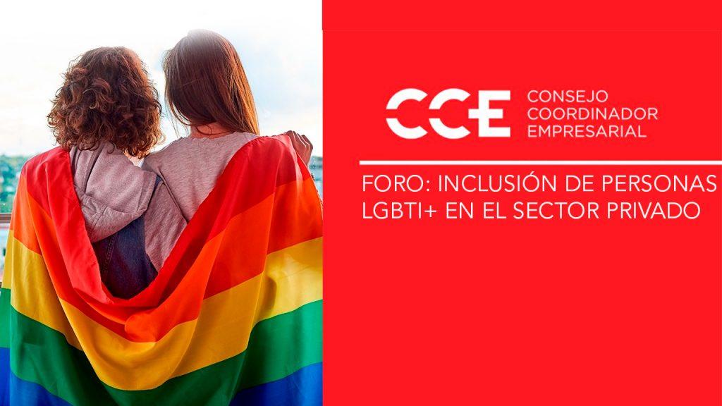 Foro: Inclusión de personas LGBTI+ en el Sector Privado
